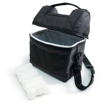 Sagaform - Picnic - torba termiczna z wkładem chłodzącym - wymiary: 33 x 28 x 18 cm