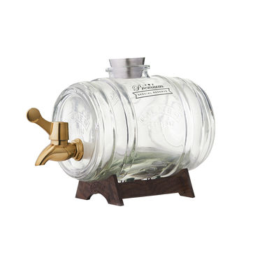 Kilner - dystrybutor do brandy - pojemność: 1,0 l