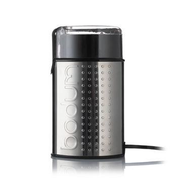 Bodum - Bistro - elektryczny młynek do kawy - wysokość: 17 cm