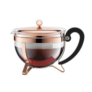 Bodum - Chambord - zaparzacz do herbaty - pojemność: 1,3 l