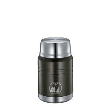 Cilio - Monte - termos obiadowy z łyżką - pojemność: 0,5 l