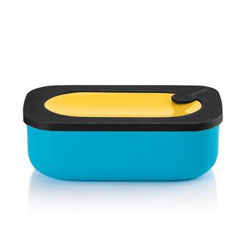 Guzzini - STORE & GO - pojemnik na lunch - wymiary: 20 x 12 x 7 cm
