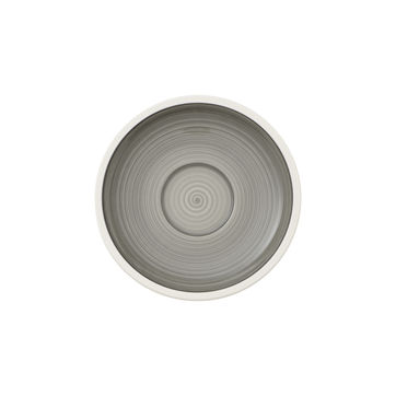 Villeroy & Boch - Manufacture gris - spodek do filiżanki do kawy - średnica: 16 cm