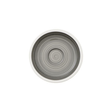 Villeroy & Boch - Manufacture gris - spodek do filiżanki do espresso - średnica: 12 cm