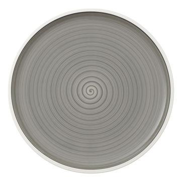 Villeroy & Boch - Manufacture gris - talerz na pizzę - średnica: 32 cm