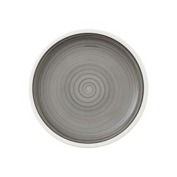 Villeroy & Boch - Manufacture gris - talerz sałatkowy - średnica: 22 cm