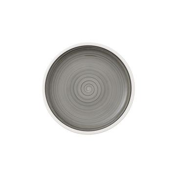 Villeroy & Boch - Manufacture gris - talerz B&B - średnica: 16 cm