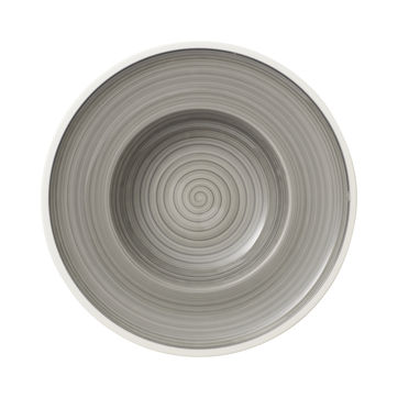 Villeroy & Boch - Manufacture gris - talerz głęboki - średnica: 25 cm