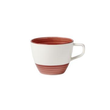 Villeroy & Boch - Manufacture rouge - filiżanka do kawy - pojemność: 0,25 l