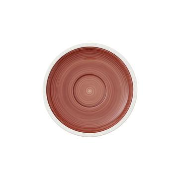 Villeroy & Boch - Manufacture rouge - spodek do filiżanki do kawy - średnica: 16 cm