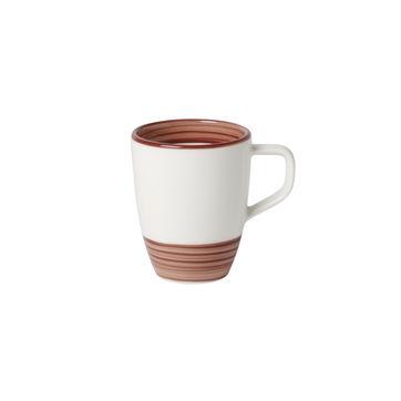 Villeroy & Boch - Manufacture rouge - filiżanka do espresso - pojemność: 0,1 l