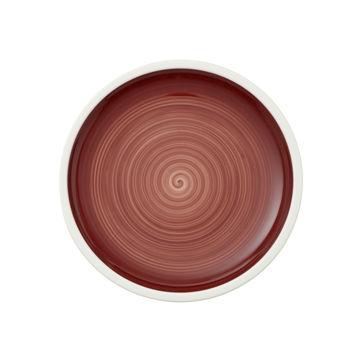 Villeroy & Boch - Manufacture rouge - talerz sałatkowy - średnica: 22 cm