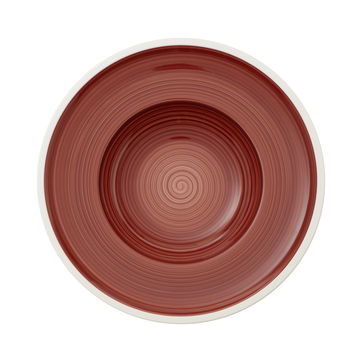 Villeroy & Boch - Manufacture rouge - talerz głęboki - średnica: 25 cm