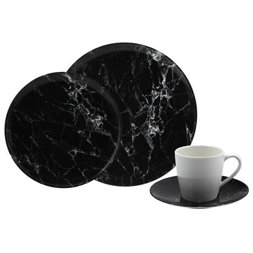 Villeroy & Boch - Marmory - zestaw porcelany - dla 2 osób