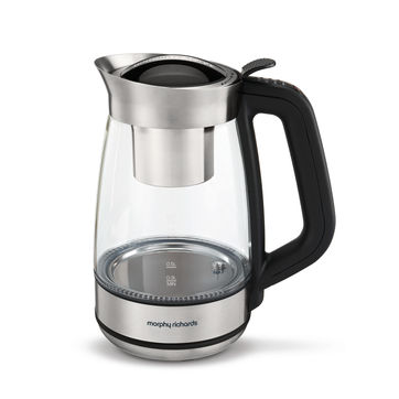 Morphy Richards - elektryczny zaparzacz do herbaty - pojemność: 1,2 l