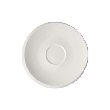 Villeroy & Boch - NewMoon - spodek do filiżanki do kawy - średnica: 17 cm