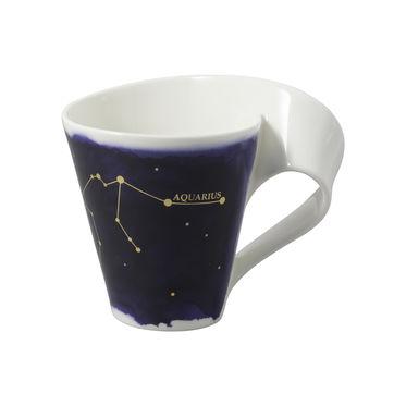 Villeroy & Boch - New Wave Stars Wodnik - kubek - pojemność: 0,3 l