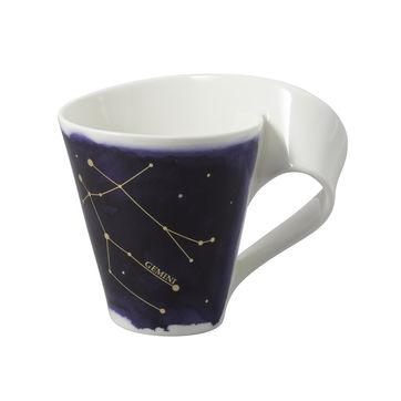 Villeroy & Boch - New Wave Stars Bliźnięta - kubek - pojemność: 0,3 l