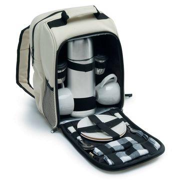 Sagaform - Picnic - Picnic café - plecak z przegródką termiczną - na piknik dla kawoszy