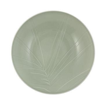 Villeroy & Boch - it's my match mineral - miska do serwowania - średnica: 26 cm; wzór: liść