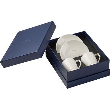 Villeroy & Boch - La Classica Nuova - zestaw do espresso - dla 2 osób