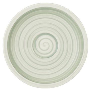 Villeroy & Boch - Artesano Nature Vert - spodek do filiżanki do espresso - średnica: 12 cm