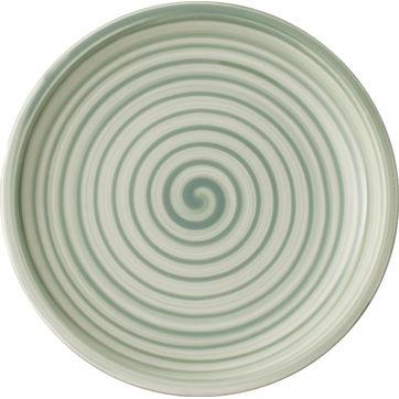 Villeroy & Boch - Artesano Nature Vert - talerz śniadaniowy - średnica: 16 cm