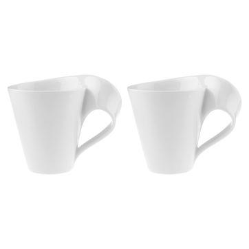 Villeroy & Boch - New Wave Caffe - zestaw 2 kubków - pojemność: 0,3 l