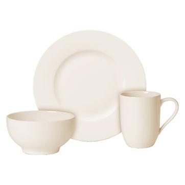 Villeroy & Boch - For Me - zestaw śniadaniowy - dla 2 osób; 6 elementów