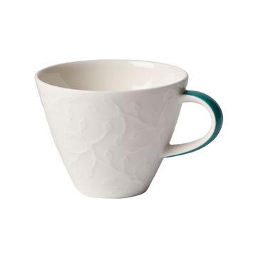 Villeroy & Boch - Caffé Club Floral Touch of Ivy - filiżanka do kawy - pojemność: 0,22 l