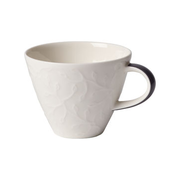 Villeroy & Boch - Caffé Club Floral Touch of Smoke - filiżanka do kawy - pojemność: 0,22 l
