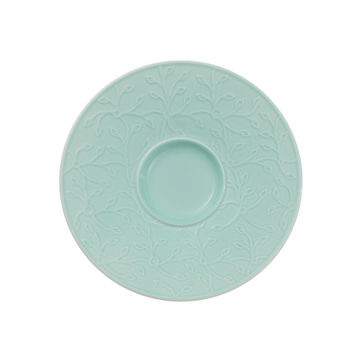 Villeroy & Boch - Caffé Club Floral Touch of Ivy - spodek pod filiżankę do kawy - średnica: 14 cm