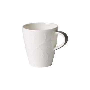 Villeroy & Boch - Caffé Club Floral Touch of Smoke - filiżanka do espresso - pojemność: 0,1 l