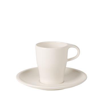 Villeroy & Boch - Coffee Passion - zestaw do doppio espresso - pojemność: 0,18 l