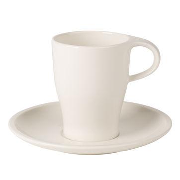 Villeroy & Boch - Coffee Passion - kubek ze spodkiem - pojemność: 0,38 l