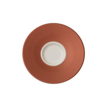 Villeroy & Boch - Caffé Club Uni Oak - spodek pod filiżankę do espresso - średnica: 12 cm