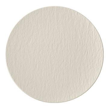 Villeroy & Boch - Manufacture Rock blanc - talerz bufetowy - średnica: 32 cm