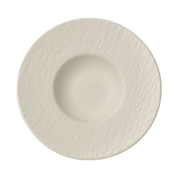 Villeroy & Boch - Manufacture Rock blanc - talerz do makaronu - średnica: 29 cm