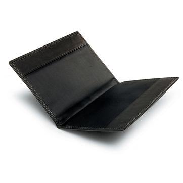 Sagaform - Travel - skórzany portfel na dokumenty