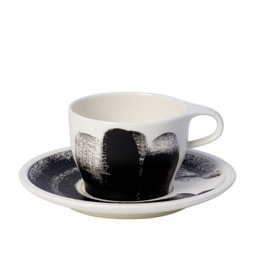 Villeroy & Boch - Coffee Passion Awake - zestaw do cappuccino - pojemność: 0,26 l