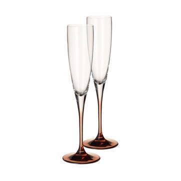 Villeroy & Boch - Manufacture Glass - 2 kieliszki do szampana - pojemność: 0,15 l