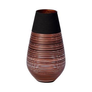 Villeroy & Boch - Manufacture Swirl - wazon - wysokość: 18 cm