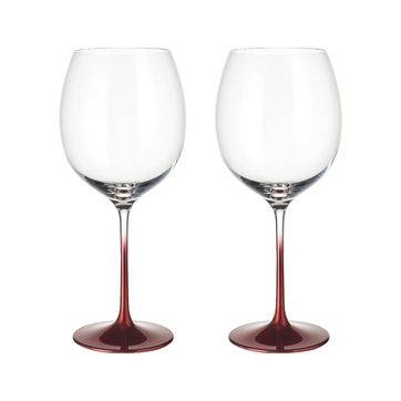 Villeroy & Boch - Allegorie Premium Rosewood - 2 kieliszki do burgunda - pojemność: 0,78 l