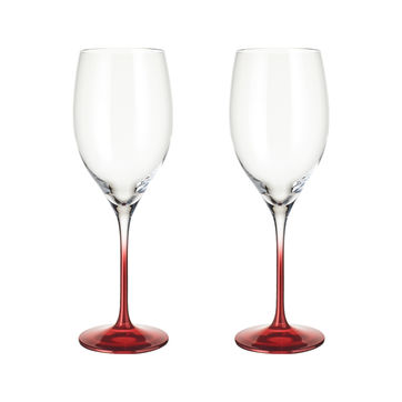 Villeroy & Boch - Allegorie Premium Rosewood - 2 kieliszki do białego wina - pojemność: 0,46 l