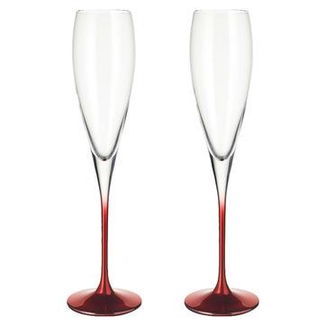 Villeroy & Boch - Allegorie Premium Rosewood - 2 kieliszki do szampana - pojemność: 0,26 l