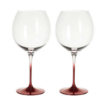 Villeroy & Boch - Allegorie Premium Rosewood - 2 kieliszki Burgund Grand Cru - pojemność: 1,09 l
