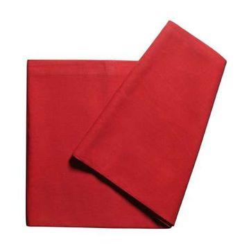 Sagaform - Textile - obrus czerwony - 160 x 250 cm