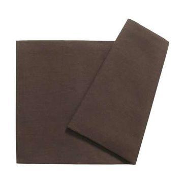 Sagaform - Textile - obrus brązowy - wymiary: 160 x 250 cm