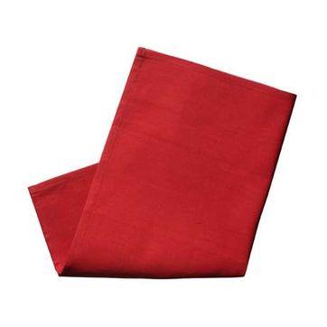 Sagaform - Textile - serwetki czerwone - 6 sztuk - wymiary: 45 x 45 cm