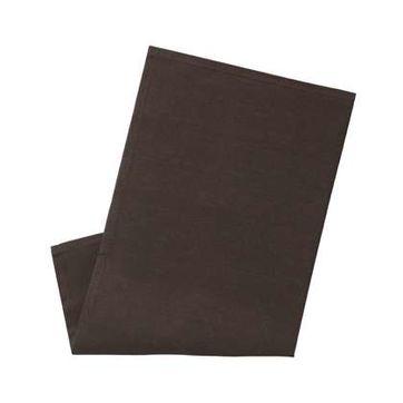 Sagaform - Textile - serwetki brązowe - 6 sztuk - wymiary: 45 x 45 cm
